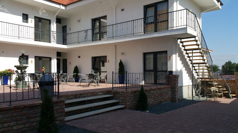 Hotel Sunny Border (adults only), cazare Vama Veche